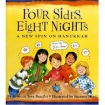 Four Sides, Eight Nights: A New Spin on Hanukkah - click to check price or order from Amazon.co.uk
